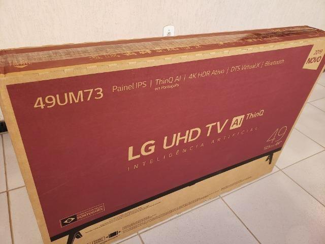 "[Lacrada] Smart TV LG 49"" 2019 com Bluetooth - Foto 5"