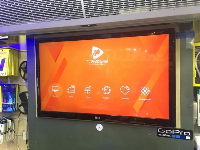 Tv box -transforme sua tv em smart - Foto 6