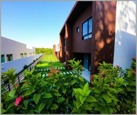 Bela Casa em condomínio 3 quartos com suíte em Patamares área total de 129m²/ two - Foto 16