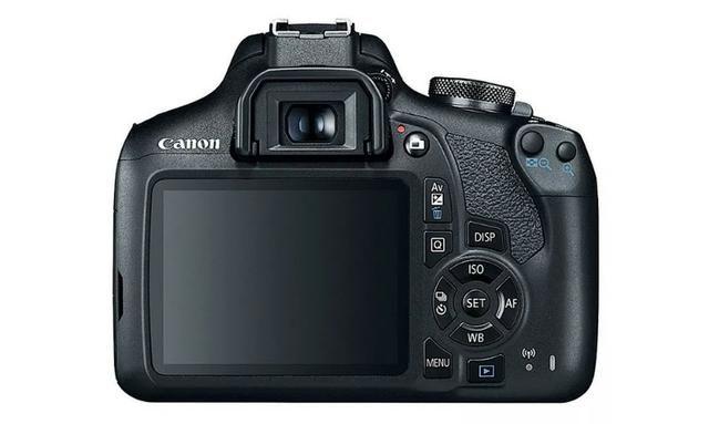 Câmera Profissional Canon T7 EOS Rebel - Foto 2