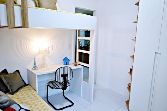 Único Apartamento no Passaré- Elevador- 2 Suites - Foto 8