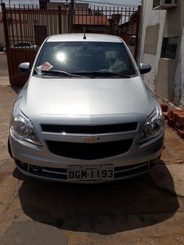 Chevrolet Ágile LTZ 1.4 12/13