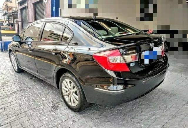 Honda civic 1.8 lxs flex aut. 2013 - Foto 3