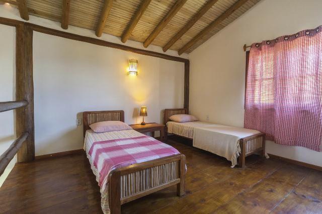 Casa na paradisiaca Praia do Espelho-Trancoso, 3 suites+1 quarto - Foto 10