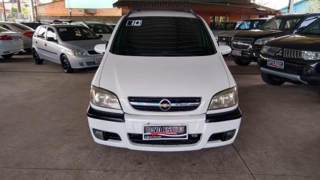 Chevrolet Zafira ZAFIRA 2.0 MPFI ELEGANCE 8V FLEX 4P MANUAL 4P - Foto 2