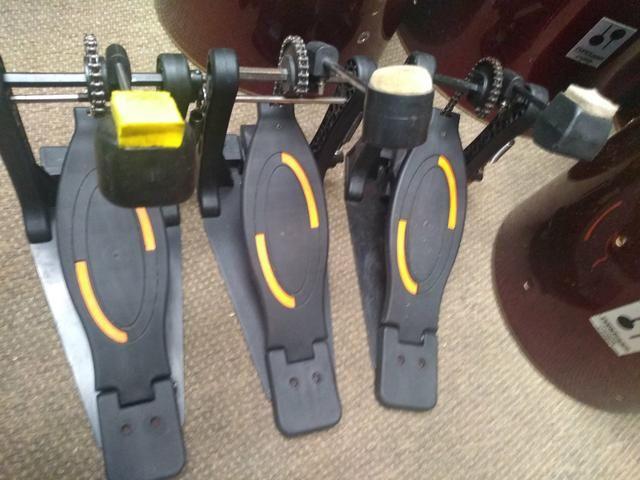 Pedal bateria rmv a unidade - Foto 2