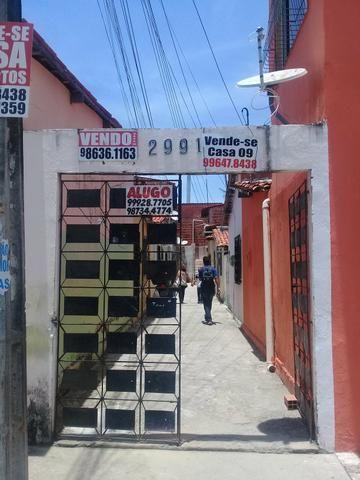 2 casas sendo duplex com entradas individuais - Foto 5