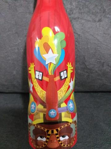 Garrafa de alumínio da Coca-Cola - Foto 5