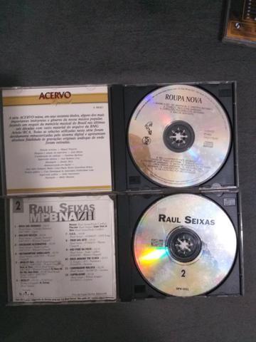 CD do Cazuza, Gal Costa Acústico, Raul Seixas e Roupa Nova - Foto 5