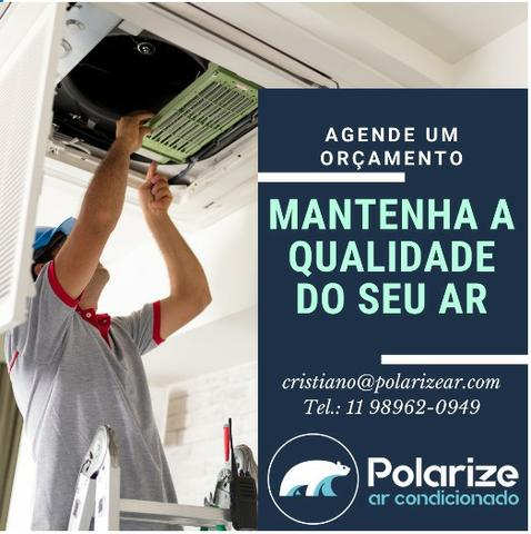 Ar Condicionado - Manutenção - Higienização - Instalação