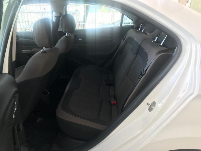 Chevrolet Prisma LT 1.4 Completo 2015 - Muito conservado + My Link!!! - Foto 10