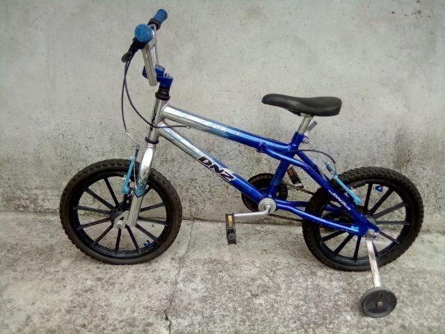Bicicleta Ligth aro 16 semi nova - Foto 3