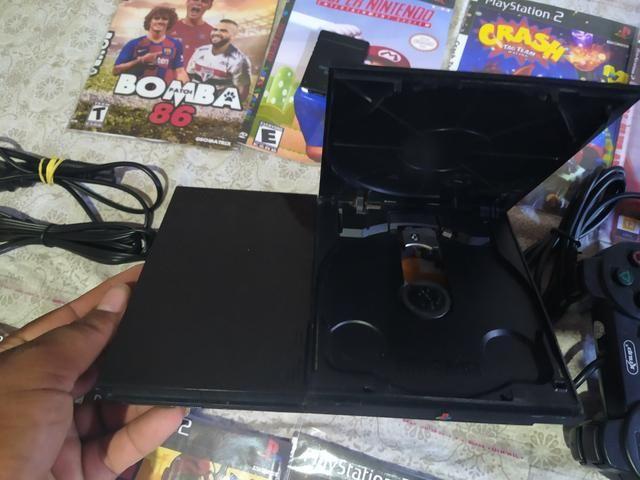 C.o.m.p.r.o PS2 com defeito
