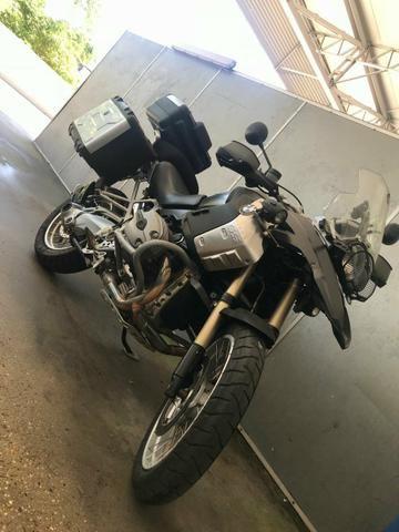 Moto BMW GS 1200 - Foto 4