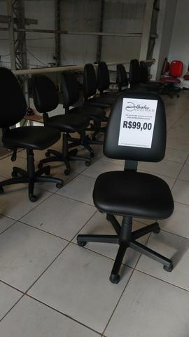 Cadeira Giratória $99 Back System - Foto 3