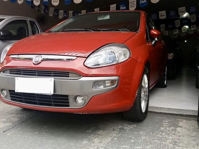 02 Fiat punto essence 1.6 completo