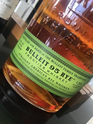 Whiskey Bulleit 95 Rye - Foto 2