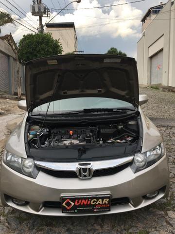 Honda civic Lxs 1.8 Ano 2007 completo Aut - Foto 8