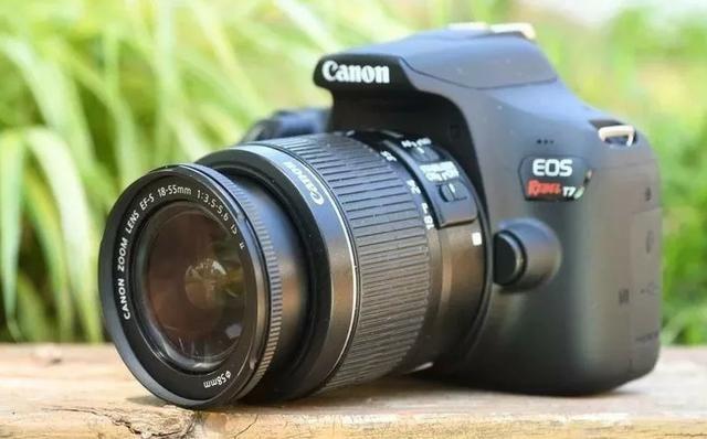 Câmera Profissional Canon T7 EOS Rebel - Foto 4