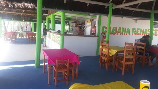 Cabana de praia restaurante - Foto 6