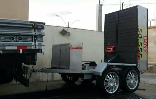 Vendo paredão hidraulico - Foto 3