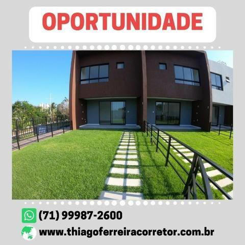 Incomparável Casa com 3 quartos e suíte em 129m² Villa Giardino Patamares - Foto 15