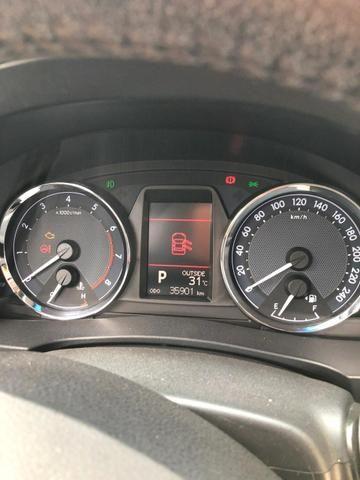 Corolla XEI 2017 único dono R$ 77.500,00 extra - Foto 6