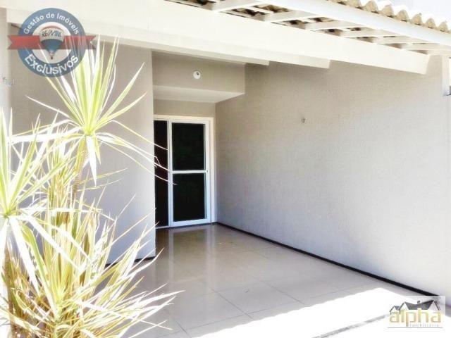 Casa Duplex Fino Acabamento- Região da Parangaba- Ultima Unidade- Pronta Pra Morar - Foto 5