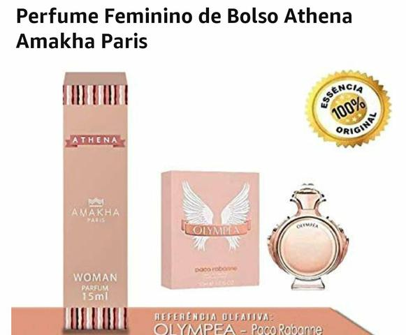 Perfume amakha Paris - Foto 5