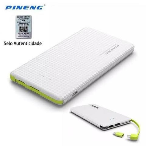 Carregador Portátil Pineng 10.000 Mah Original Android iOS - Foto 4