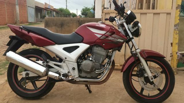 Honda cbx Twister250