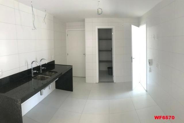 AP1559 Brisas Do Meireles, apartamento com 4 quartos, 4 vagas, lazer completo - Foto 11