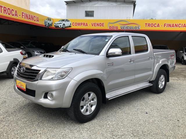 Toyota Hilux SRV 3.0 Diesel 2012-2013