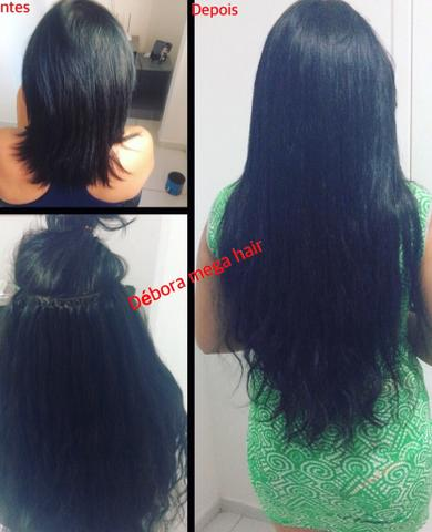 Promoção! Aplicação de mega hair 100,00! - Foto 5