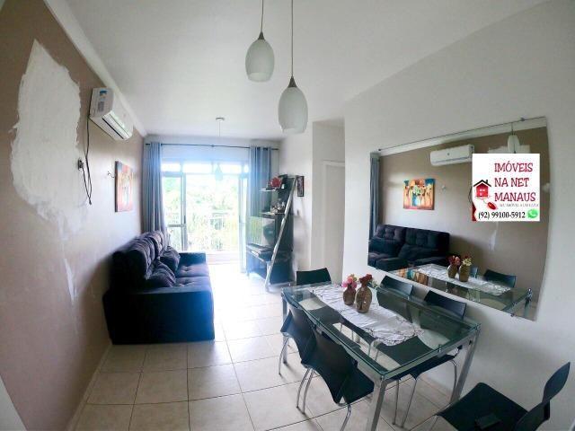 Eliza Miranda 3 quartos, Apartamento 100% Mobiliado - Foto 3