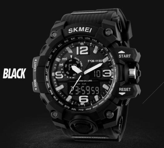 0e24dd4a8b8 Relógio S-Shock Original Sport A Prova D  Água - 2X no Cartão ...