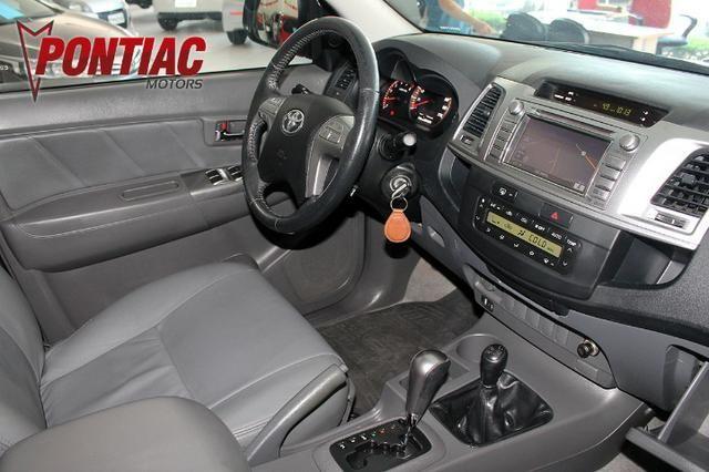 Toyota Hilux Diesel CD Srv 4X4 3.0 2014 - Foto 11