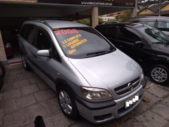 Gm Chevrolet Zafira Expres 20 Mpfi Flexpower 5p Aut 2008