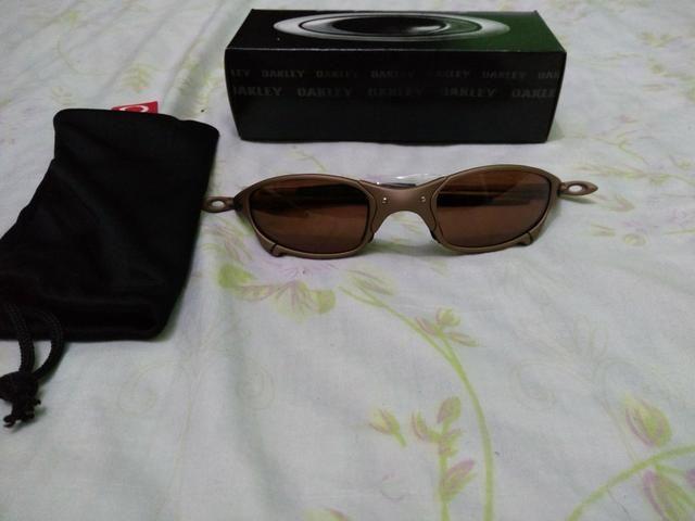 Óculos Oakley Juliet Marron (MODELO NOVO) - Bijouterias, relógios e ... 8da57c80ec