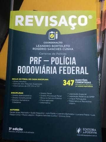 Livro revisaço PRF