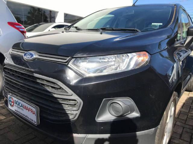 Ford EcoSport S 1.6 COMP MEC  - Foto 2