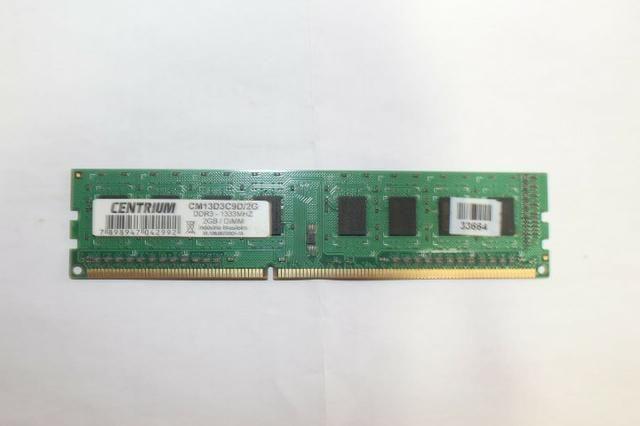 Memória 2GB - DDR3