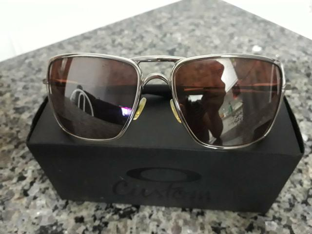 d1754b5f8 Óculos de sol Oakley Inmate - Light - Brown Iridium - Bijouterias ...