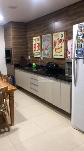 Casa com 3 dormitórios à venda, 88 m² por r$ 310.000,00 - jardim florianópolis - cuiabá/mt