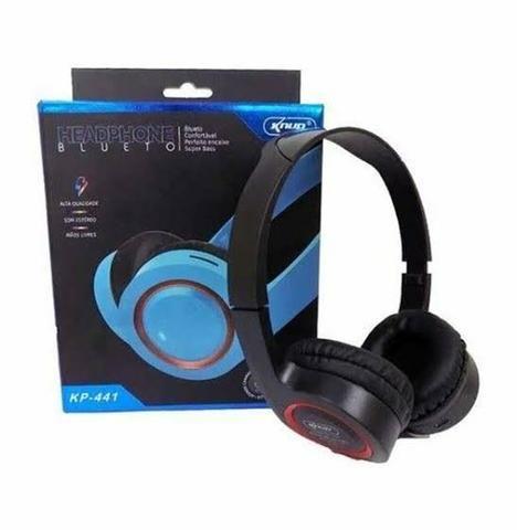 Headphone Bluetooth KP 441