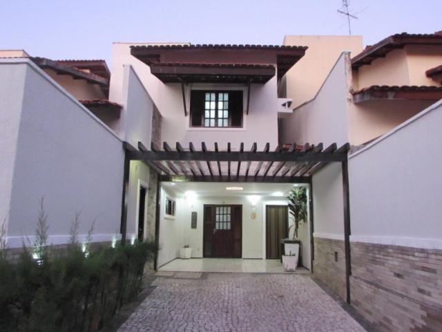 Casa de condomínio à venda com 4 dormitórios em José de alencar, Fortaleza cod:CA0072