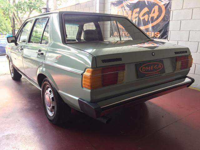 Vw - Volkswagen Voyage S 1983 4 portas Turbo Legalizado, raridade !!! - Foto 3