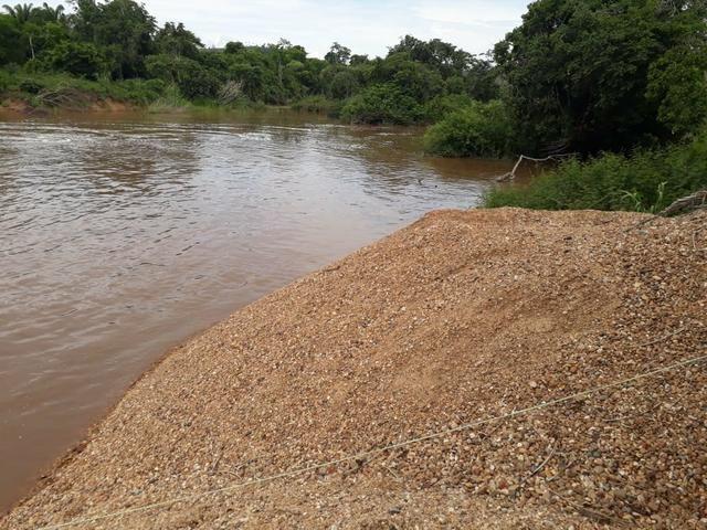 Vendo 2alqueires de terra na beira do rio parauapebas!