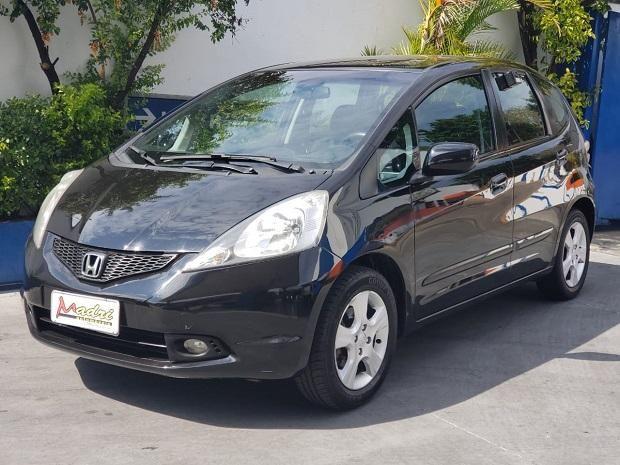 Honda Fit New Fit LXL 1.4 (flex)