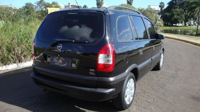 Chevrolet Zafira 7L !!!!R$27.900,00 !!! 2.0 8V AUT. !!!! - Foto 14
